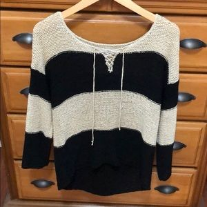Lightweight summer sweater!